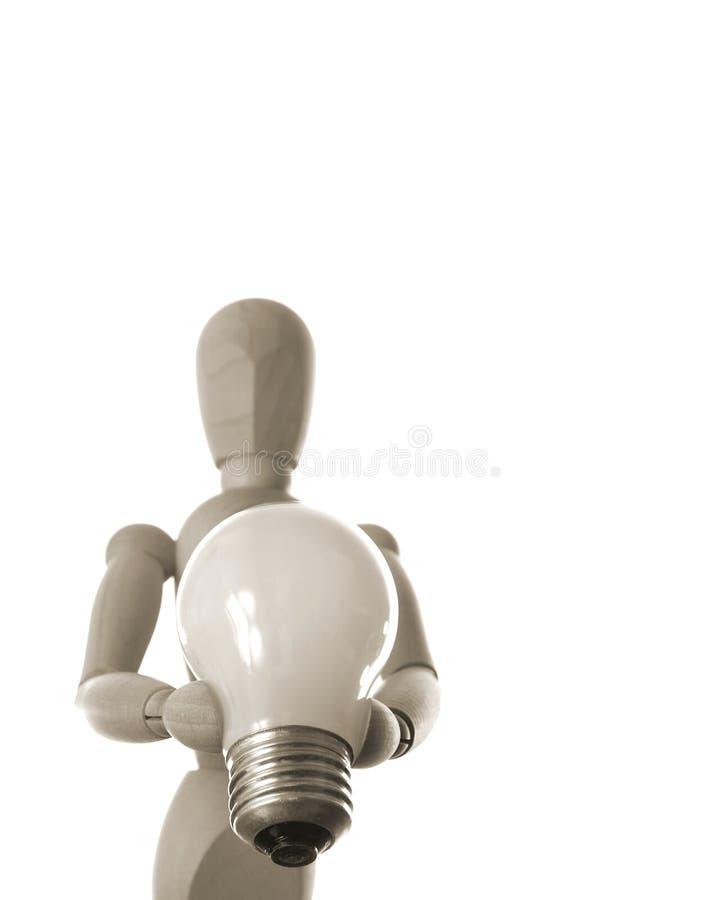 Download блестящая идея стоковое фото. изображение насчитывающей идея - 84348