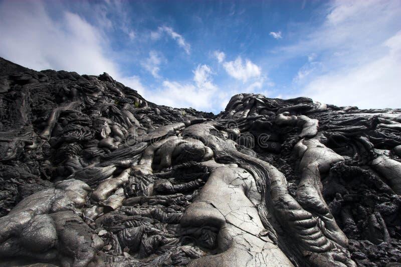 близкая лава вверх стоковая фотография