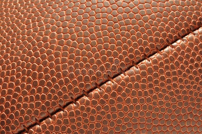 близкая текстура футбола вверх стоковое фото