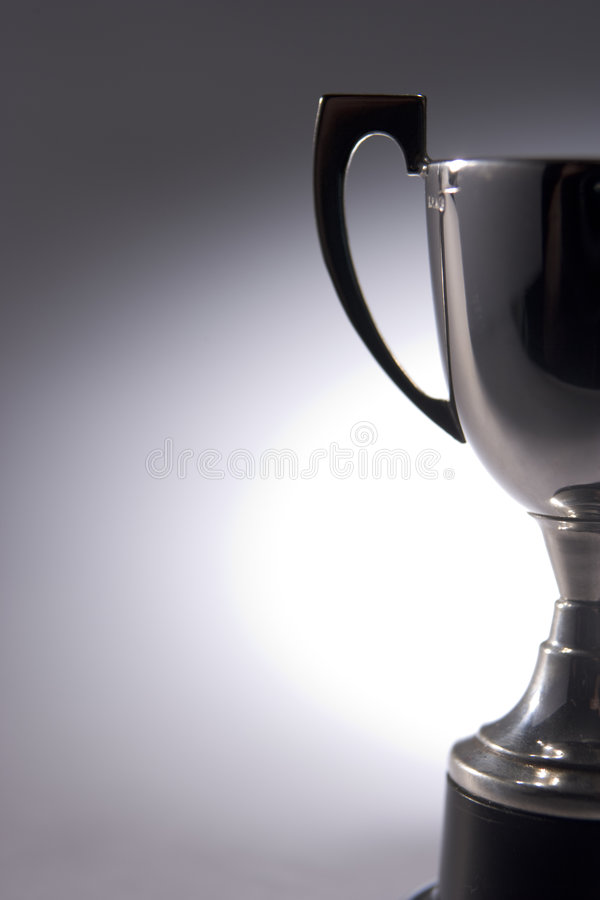 близкий трофей вверх стоковая фотография