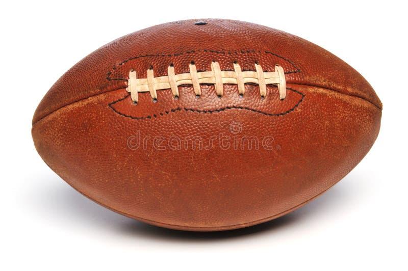 близкий футбол вверх стоковое фото
