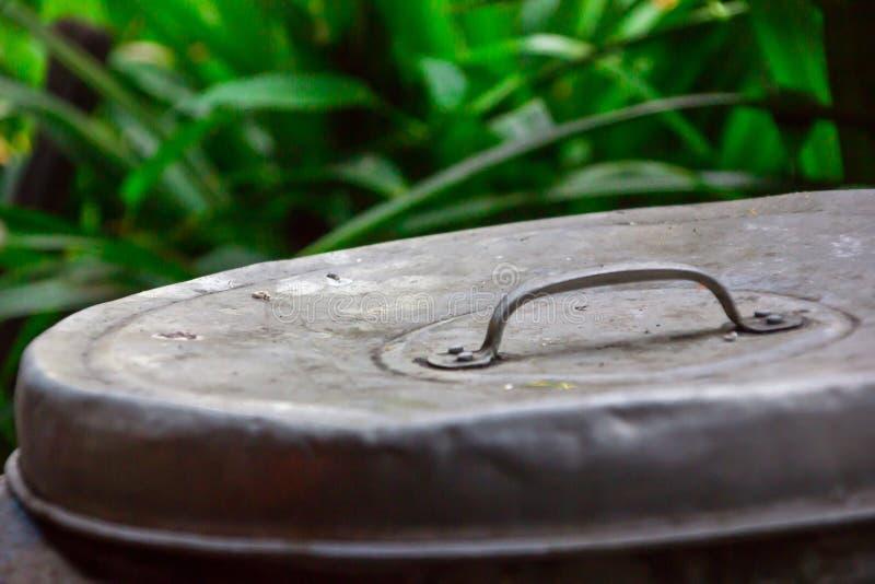 Близко вверх, опарник воды в Таиланде ashurbanipal стоковые фото