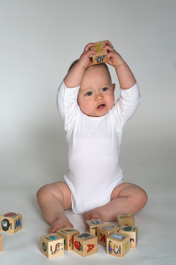 блоки младенца стоковое фото rf