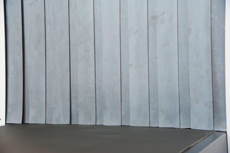 Блок развертки рентгеновского снимка на контрольно-пропускном пункте безопасностью стоковые фотографии rf