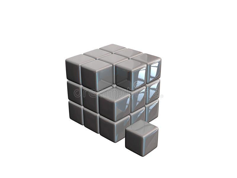 блок иллюстрация вектора