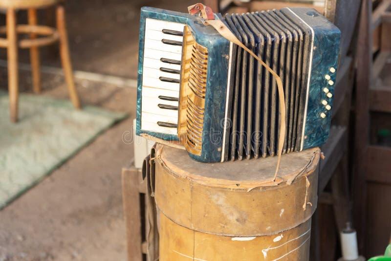 Блошинный Продажа старых вещей стоковая фотография rf