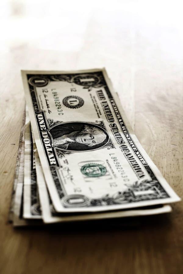 Богатство и сбережения долларовых банкнот наличных денег денег американское богатые стоковое фото