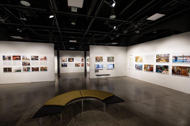 Богатство поколения выставки центра мира Nobel стоковые изображения