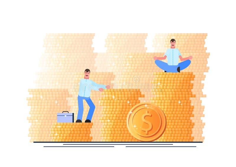 Богатство E Финансовая независимость Эффективное управление r r бесплатная иллюстрация