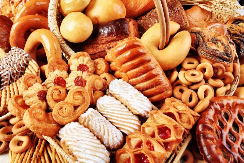 богачи хлебопекарни стоковое изображение