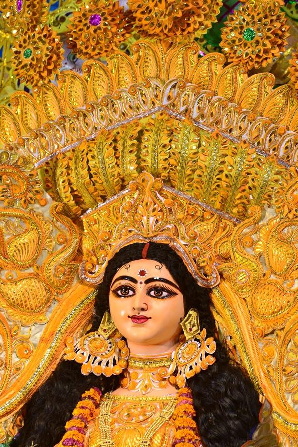 Богиня Durga стоковое фото