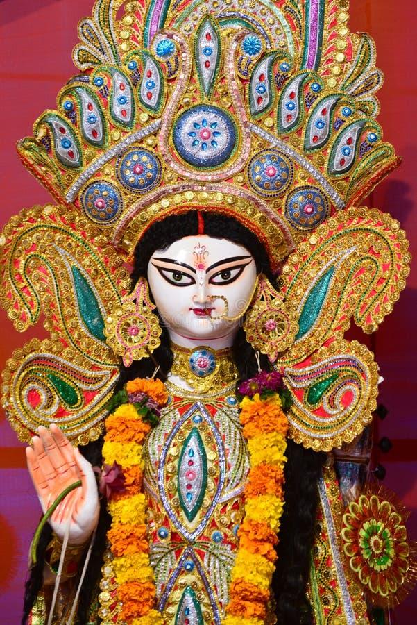 Богиня Durga стоковое изображение