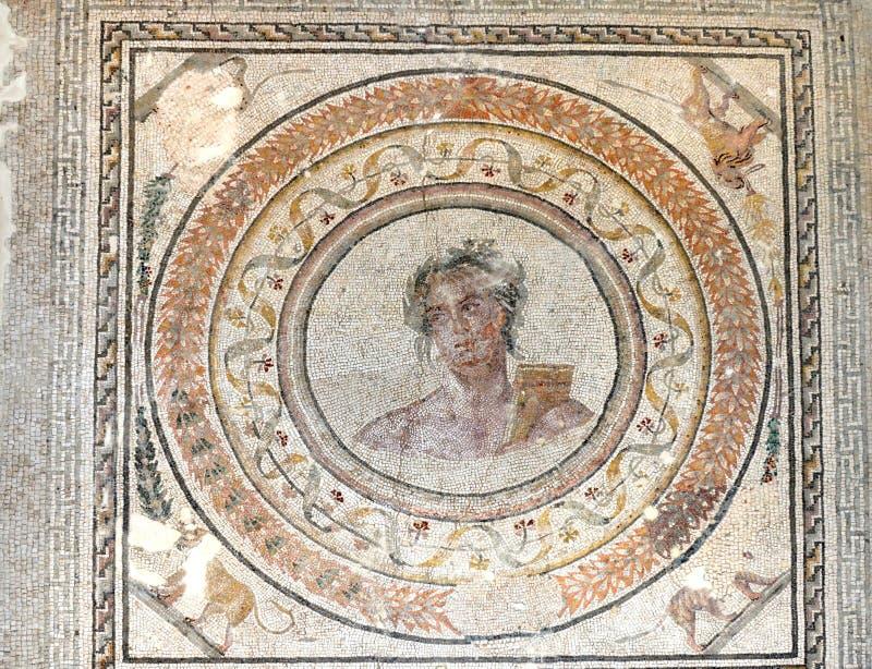 Бог Аполлон стоковое фото rf