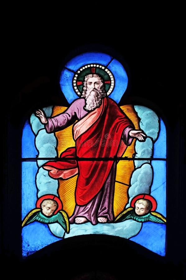 Бог отец стоковые фото
