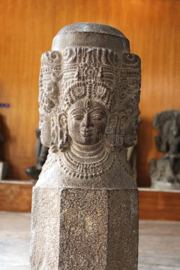 бог 4 сторон индусский стоковые изображения rf