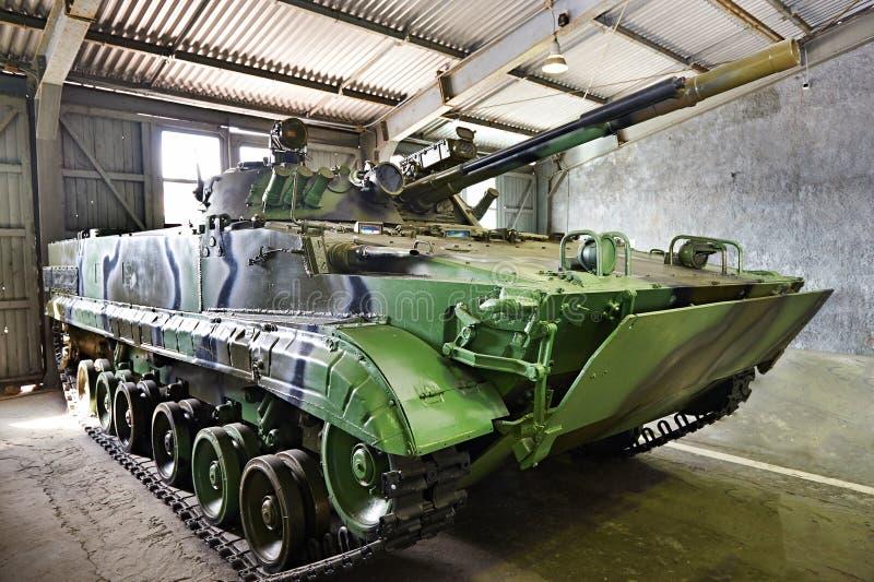 Боевая машина BMP-3 пехоты стоковое изображение rf