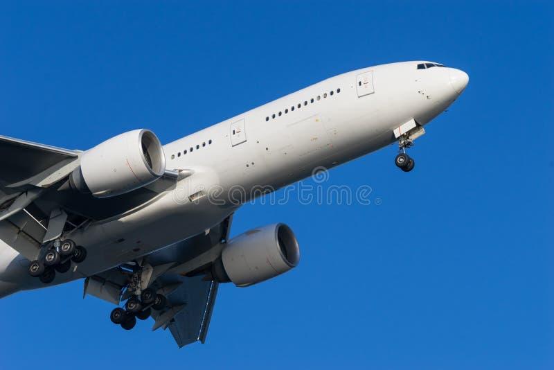 200 777 Боинг стоковое изображение