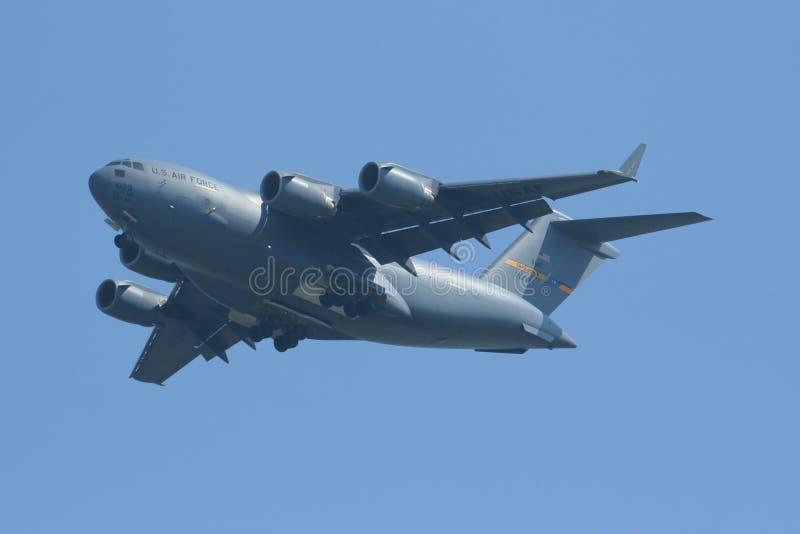Боинг C-17A Globemaster III стоковые изображения