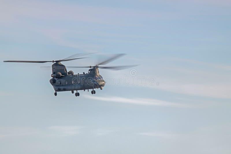 Боинг CH-47 Чинук стоковые фото