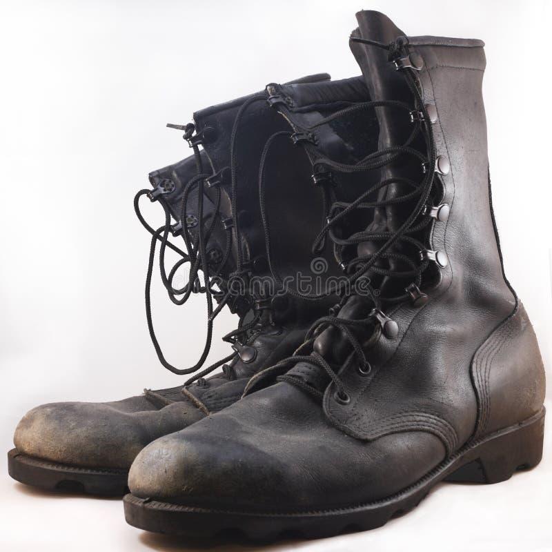 бой ботинок стоковые фото