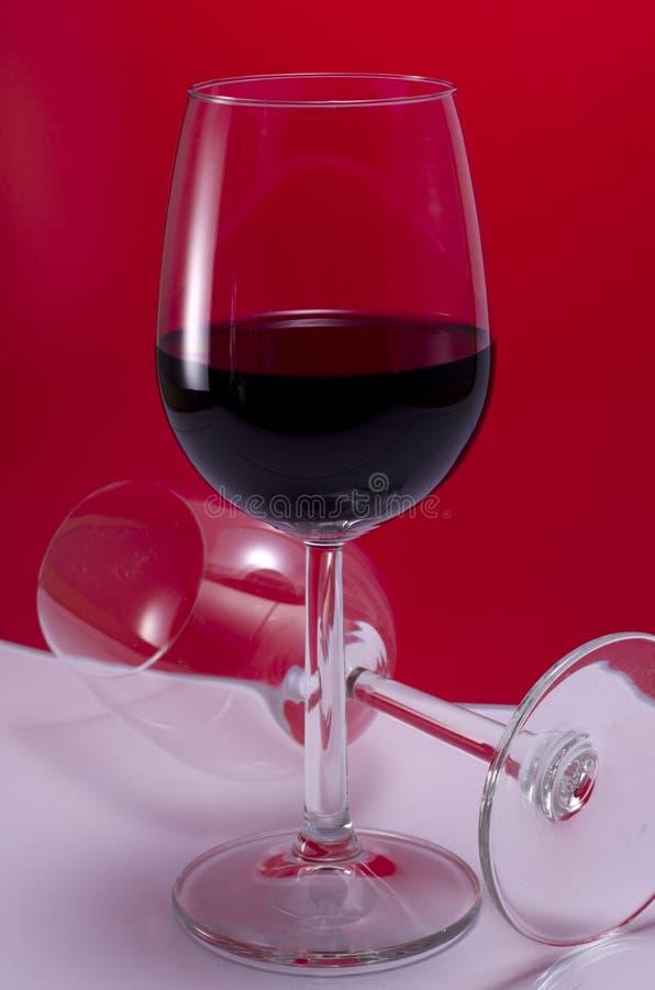 Бокал вина стоковые фото