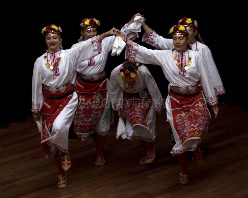 болгарские женщины стоковая фотография