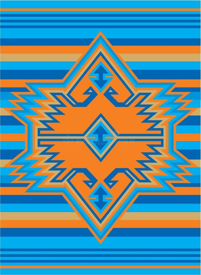 болгарские этнические орнаменты иллюстрация вектора