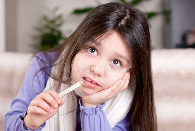 Download болезнь девушки стоковое фото. изображение насчитывающей brussels - 18389790