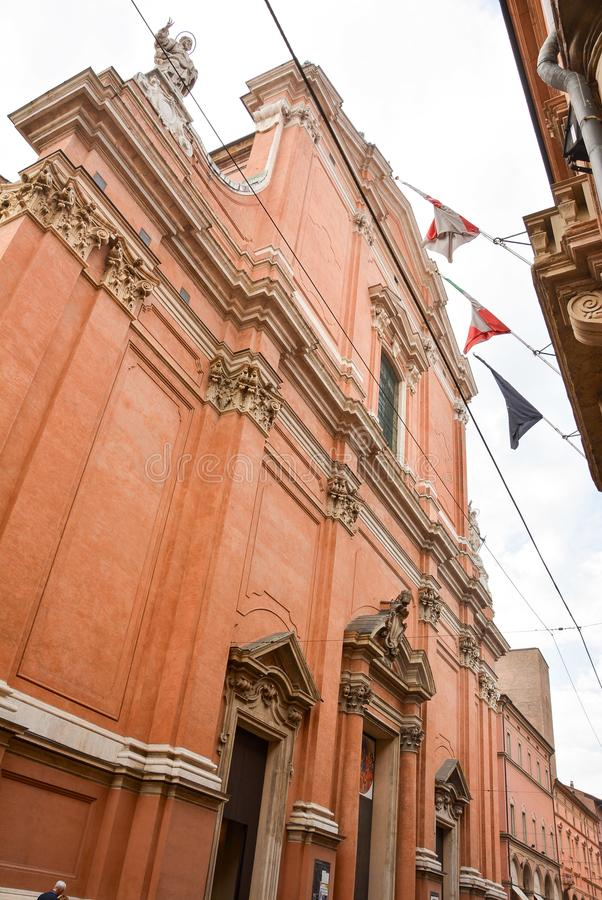 Болонья Италия стоковое фото