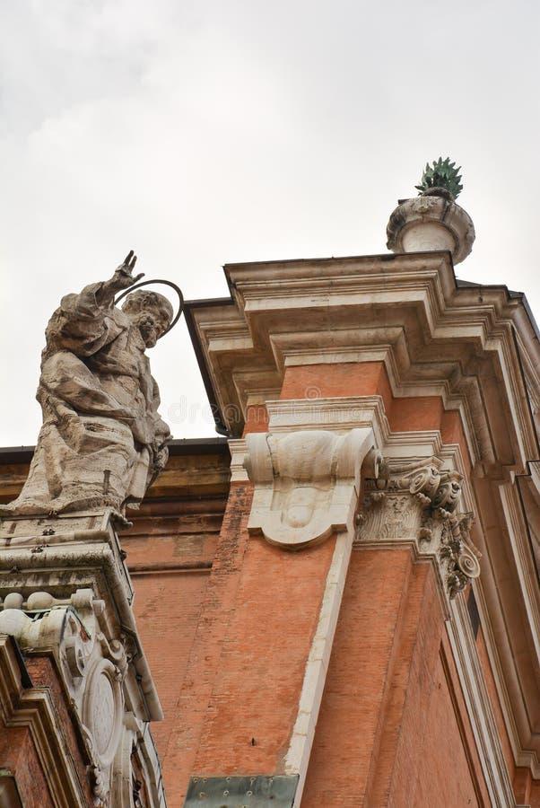 Болонья Италия стоковая фотография rf