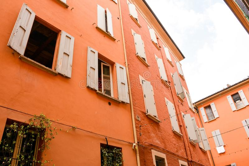 Болонья Италия стоковые изображения