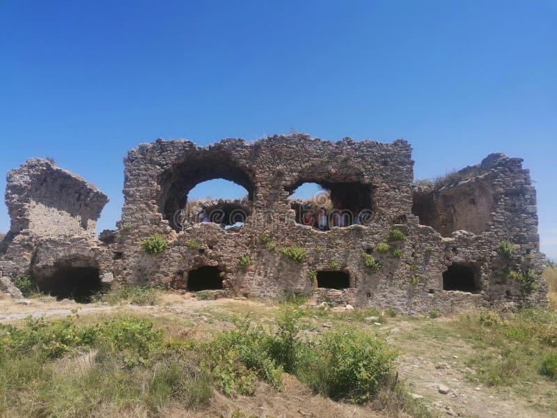 Больница шестого века византийская стоковые изображения