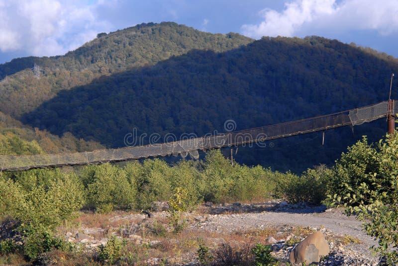 большая гора стоковое фото rf