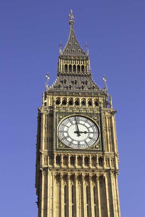 Большое Бен, Вестминстер, Лондон стоковые изображения