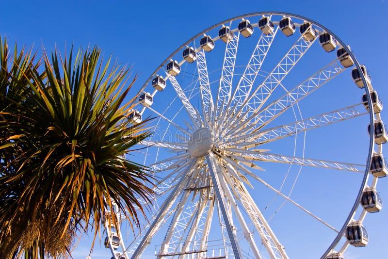 большое колесо brighton s стоковое изображение