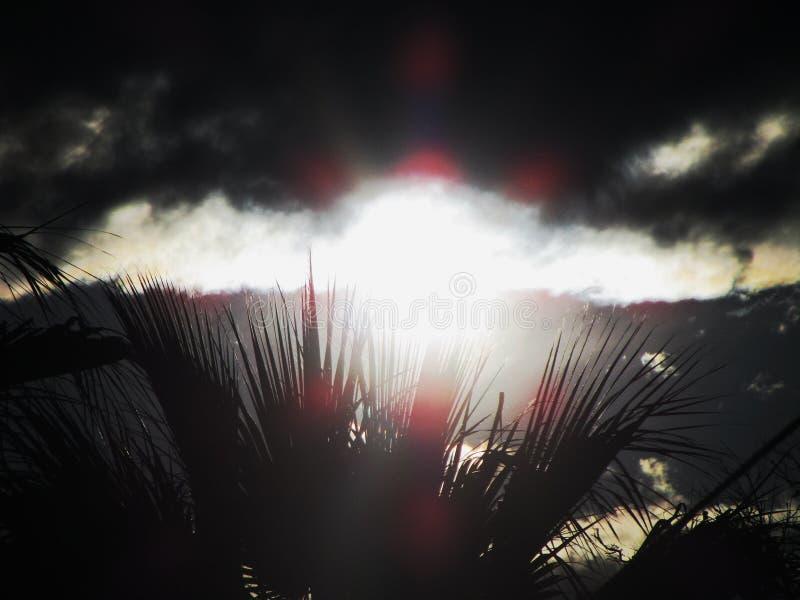 большое солнце стоковые изображения