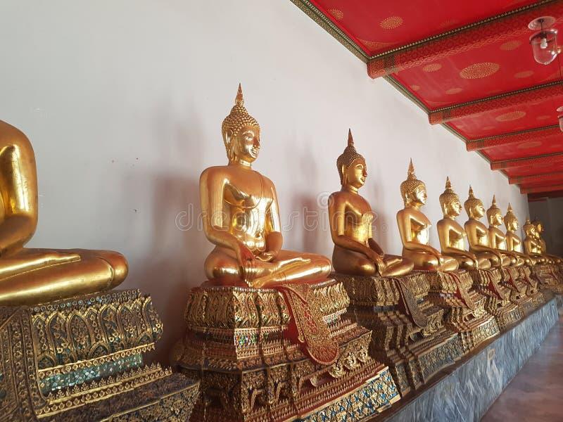 Большой дворец в Бангкоке, Таиланде стоковые фото
