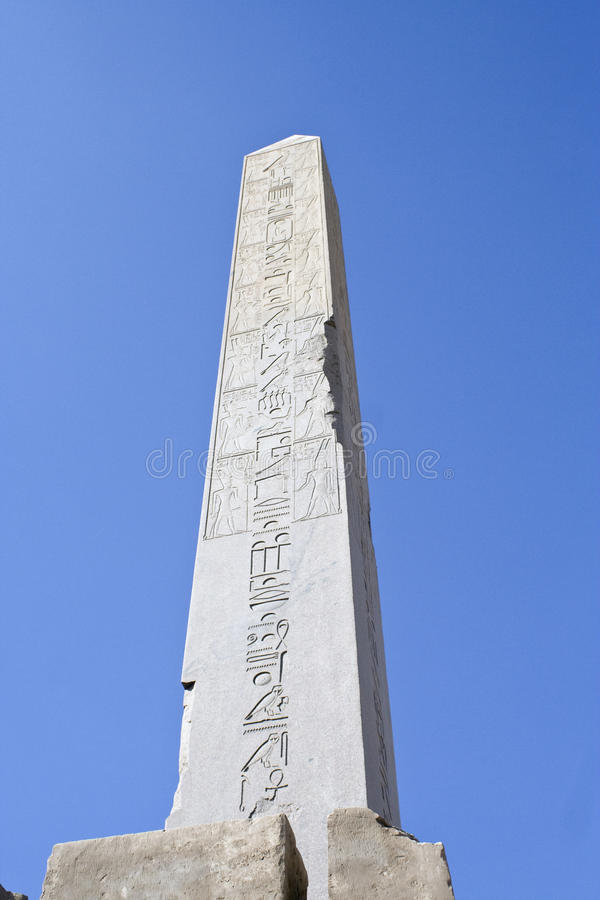 большой обелиск стоковое фото