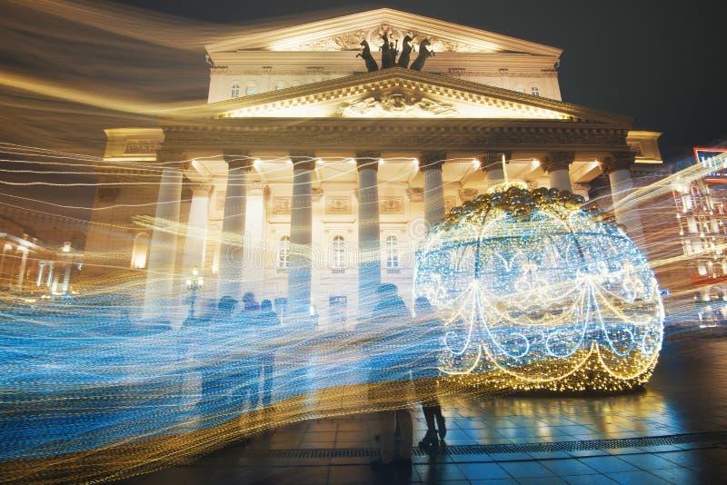 Большой театр стоковое изображение rf