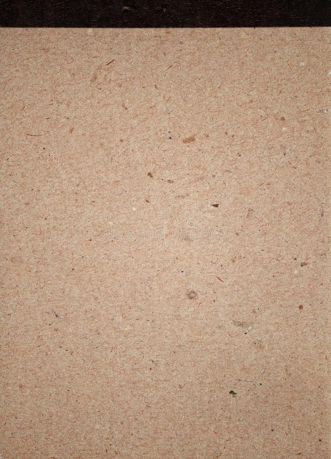 большой текстура рециркулированная бумагой стоковое изображение