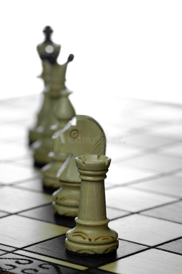 большой шахмат 5 стоковые изображения rf