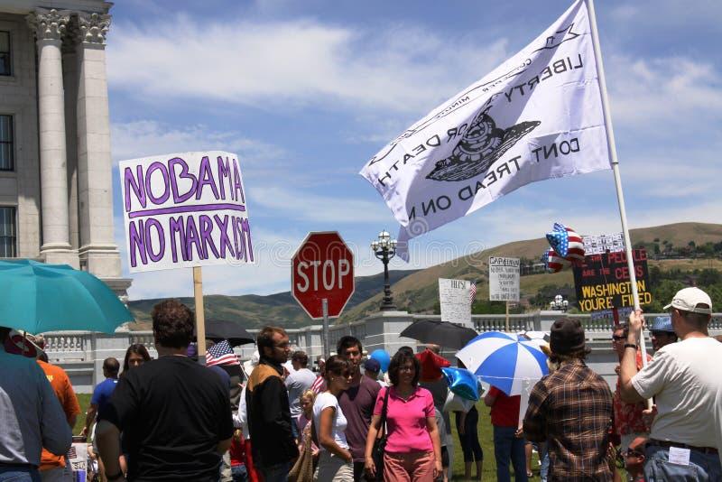 больш наденьте правительство флага я протестуя проступь t стоковое фото