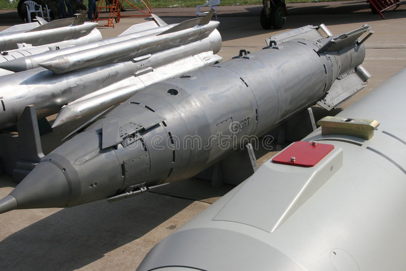 бомбы стоковое изображение