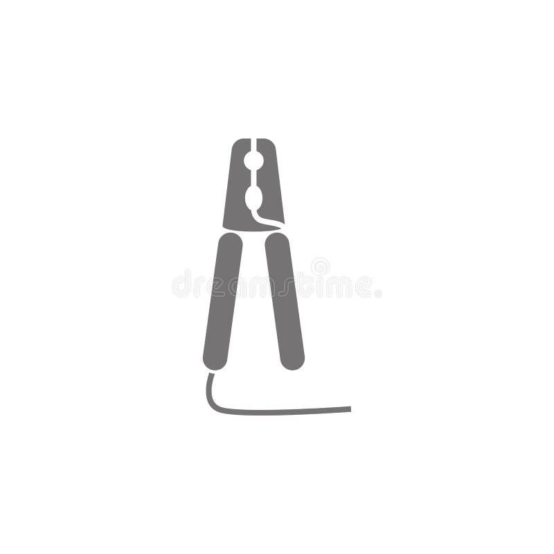 Бондарь зажимает значок бесплатная иллюстрация