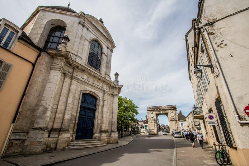 Бон, Франция стоковое изображение