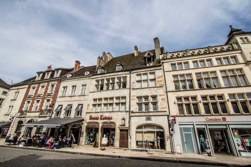 Бон, Франция стоковые фотографии rf