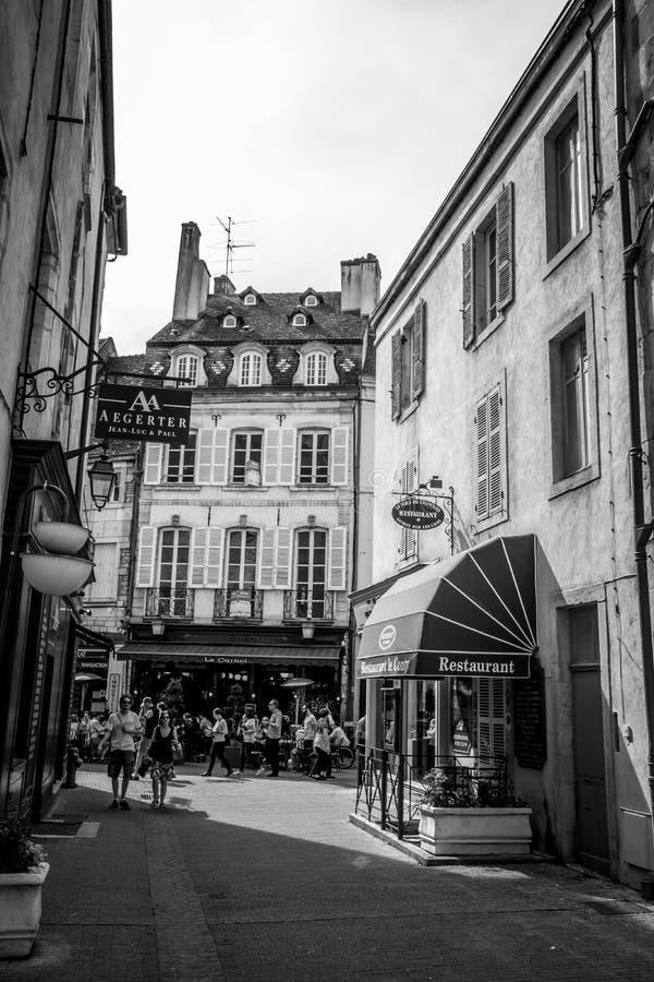 Бон, Франция стоковая фотография