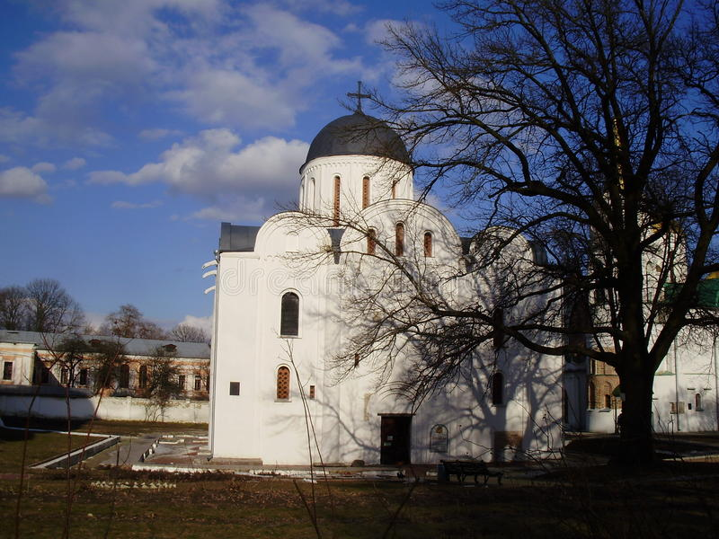 Борис и собор Gleb стоковое изображение rf