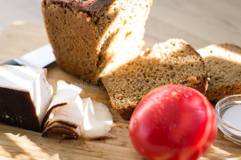 ` Бородино ` хлеба Rye стоковая фотография