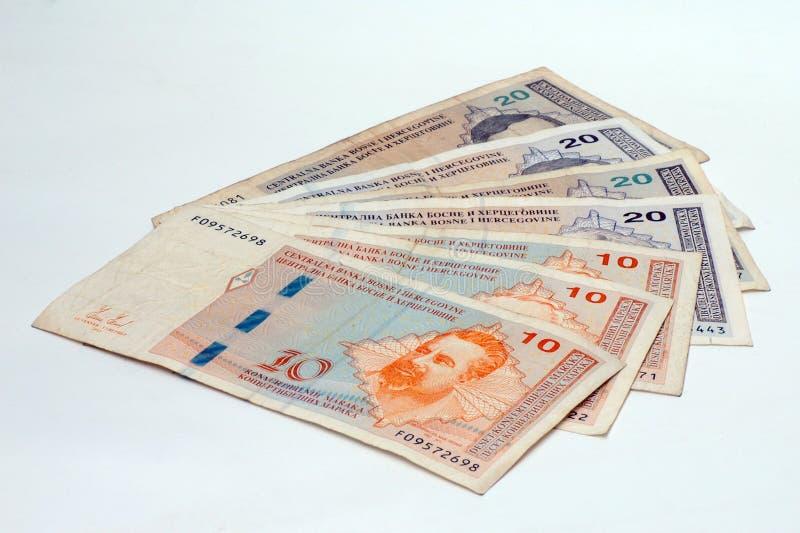 Боснийская обратимая метка стоковая фотография rf